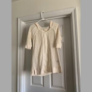 Anthropologie Meadow Rue Whispering winds tunic